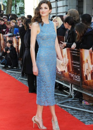 Daisy Bevan: The Two Faces of January UK Premiere -13