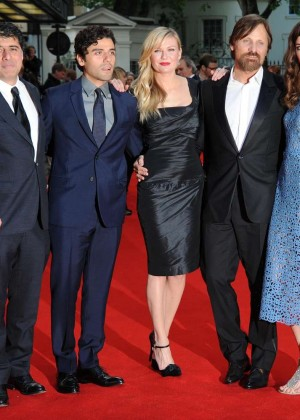 Daisy Bevan: The Two Faces of January UK Premiere -15