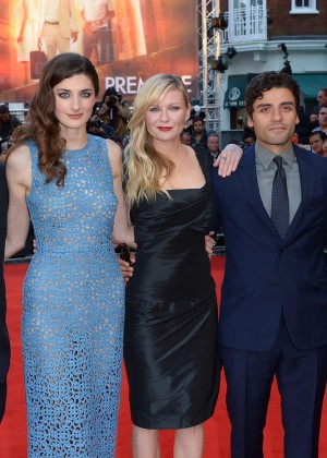 Daisy Bevan: The Two Faces of January UK Premiere -19