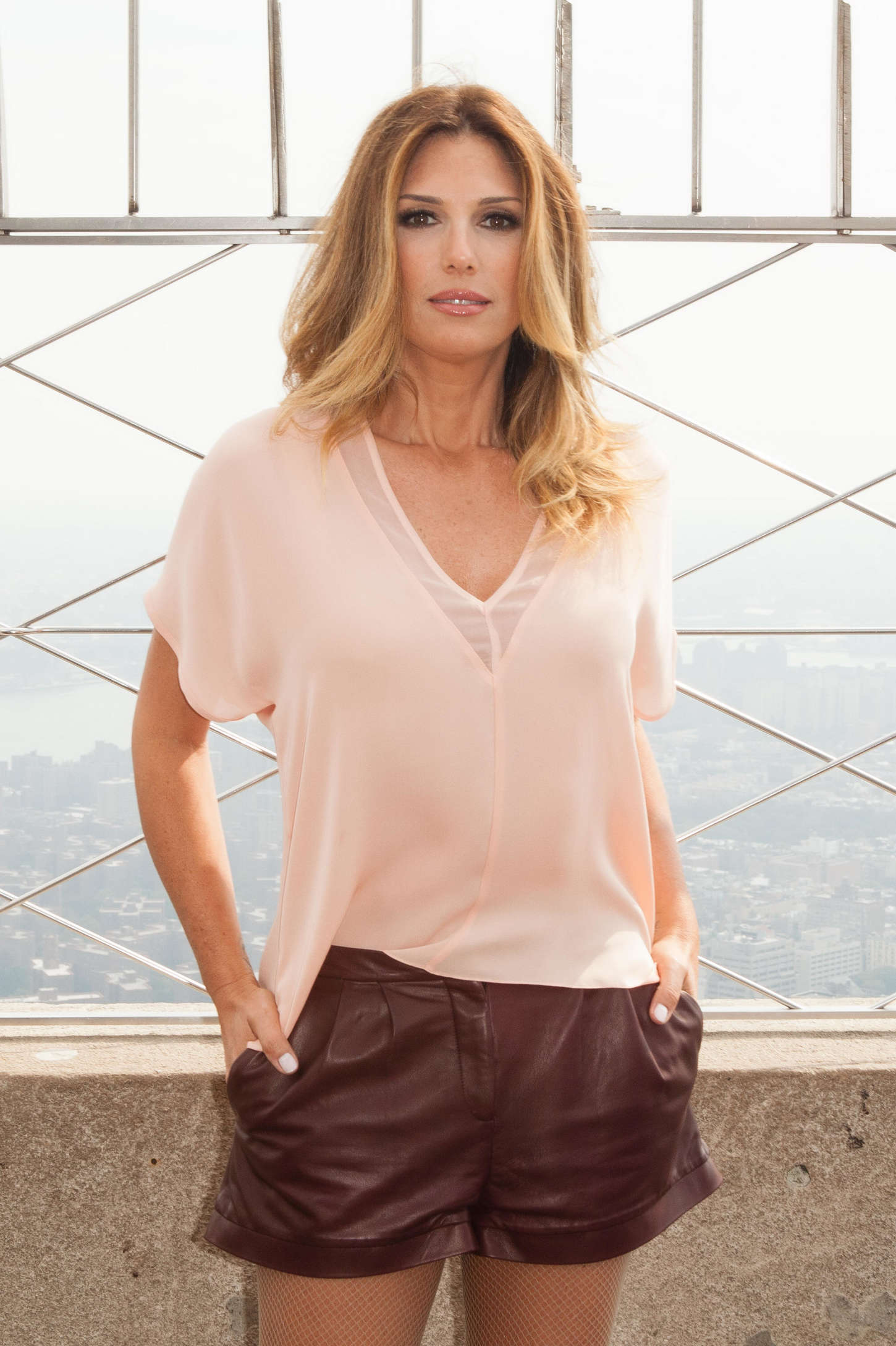 Daisy fuentes at empire state in new york 11 full size
