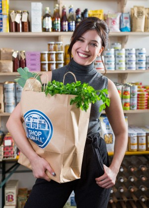 Daisy Lowe - American Express 'Small Business Saturday' Promotion in London