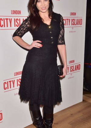 Daisy Lowe - Ballymore Launch Party in London