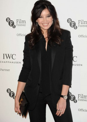 Daisy Lowe - 2014 IWC Gala In Honour Of The British Film Institute in London