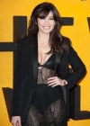 Daisy Lowe: The Wolf of Wall Street Premiere -02