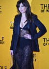 Daisy Lowe: The Wolf of Wall Street Premiere -04