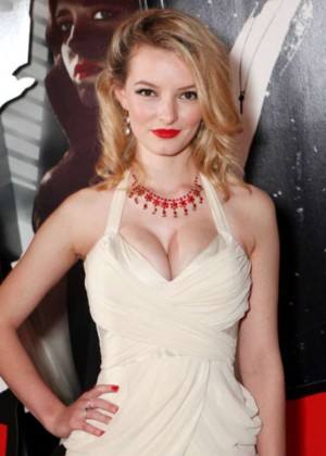 "Dakota Blue Richards - ""Sin City 2"" VIP Screening in London"