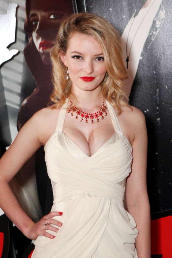 "Dakota Blue Richards - ""Sin City 2"" VIP Screening in London"