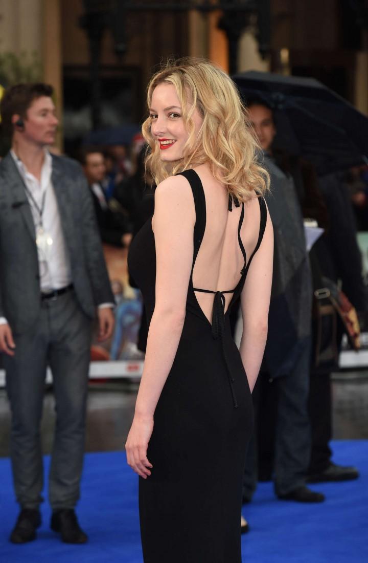 Dakota Blue Richards – X-Men: Days Of Future Past Premiere in London