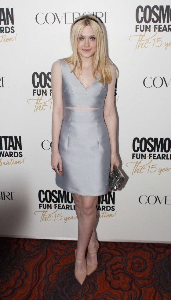 Dakota Fanning – 2012 Cosmopolitan Awards-03