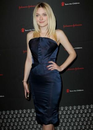 Dakota Fanning - 2nd Annual Save the Children Illumination Gala in NY