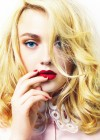 Dakota Fanning - Elle Magazine UK-02