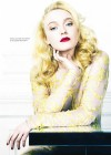 Dakota Fanning - Elle Magazine UK-06