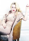 Dakota Fanning - Elle Magazine UK-07