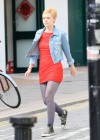 dakota-fanning-hot-in-red-dress-on-set-of-now-is-good-12