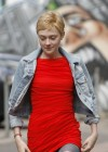 dakota-fanning-hot-in-red-dress-on-set-of-now-is-good-13