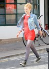 dakota-fanning-hot-in-red-dress-on-set-of-now-is-good-15