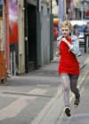 dakota-fanning-hot-in-red-dress-on-set-of-now-is-good-16