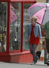 dakota-fanning-hot-in-red-dress-on-set-of-now-is-good-17