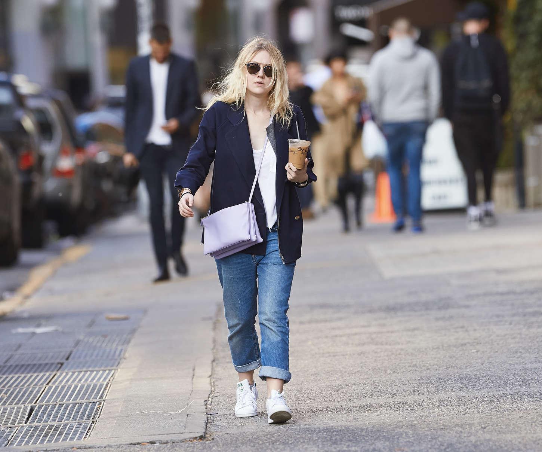 Dakota Fanning 2014 : Dakota Fanning in Jeans -08