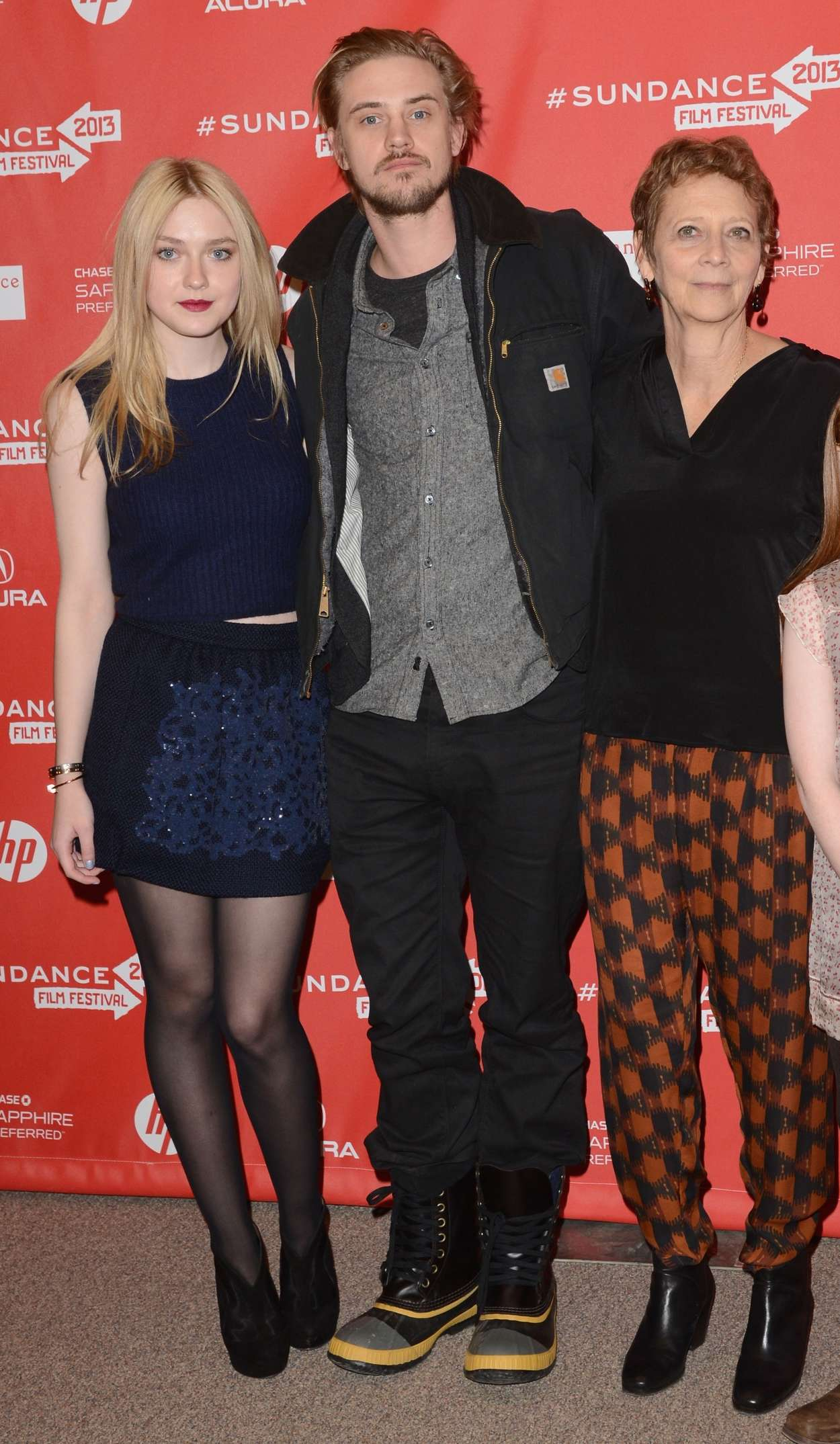 Dakota Fanning 2013 : Dakota Fanning at Sundance 2013-13