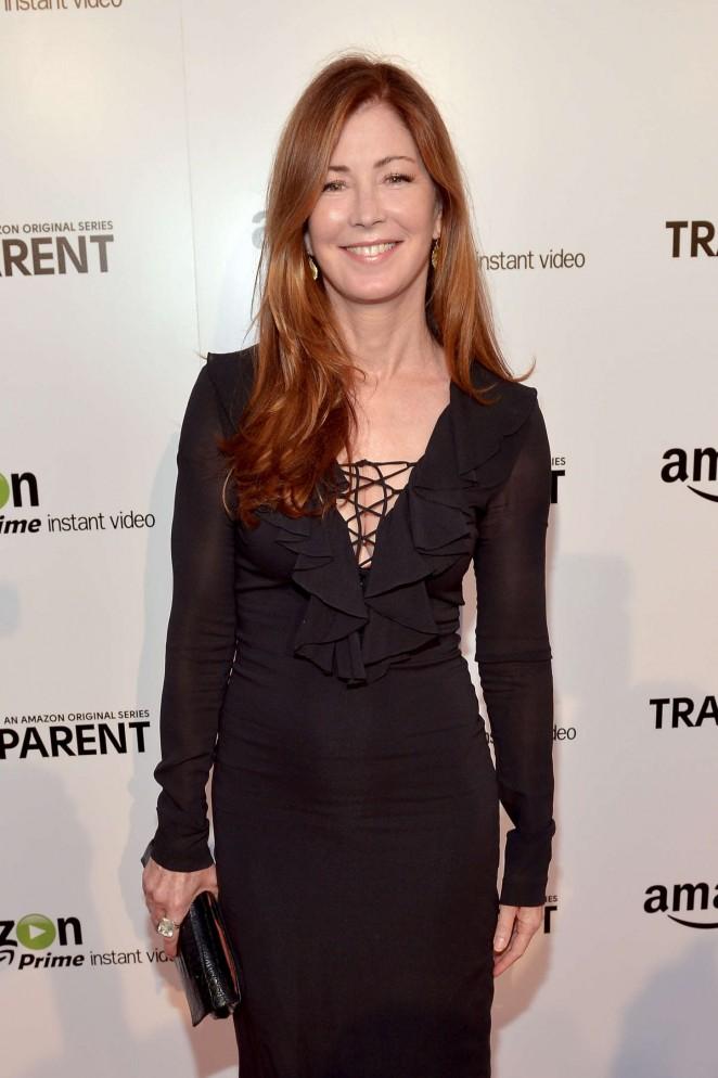 """Dana Delaney - """"Transparent"""" Premiere in LA"""