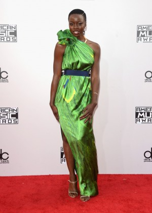 Danai Gurira - 2014 American Music Awards in LA