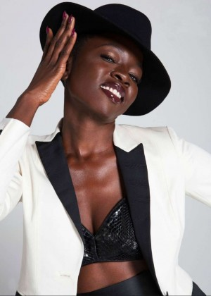 Danai Gurira - Bello Magazine (November 2014)