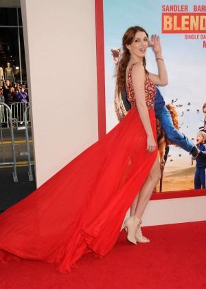 Dani Thorne: Blended Hollywood premiere -02