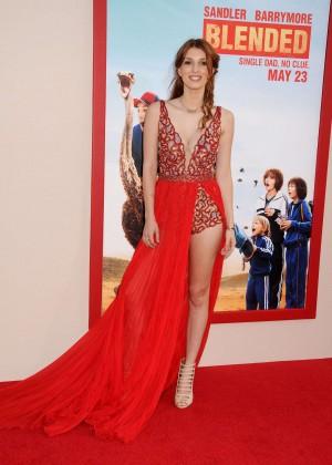 Dani Thorne: Blended Hollywood premiere -03
