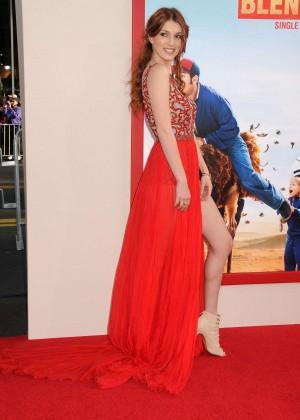 Dani Thorne: Blended Hollywood premiere -06
