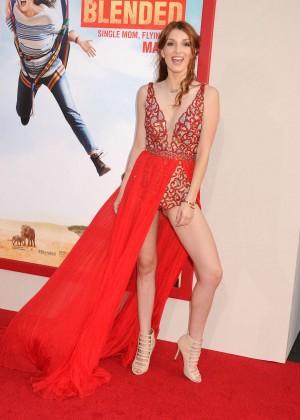 Dani Thorne: Blended Hollywood premiere -12