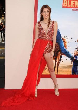 Dani Thorne: Blended Hollywood premiere -15