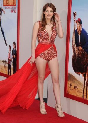 Dani Thorne: Blended Hollywood premiere -20