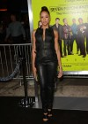 Dania Ramirez - Hot In Tight Leather at Seven Psychopaths premiere-03