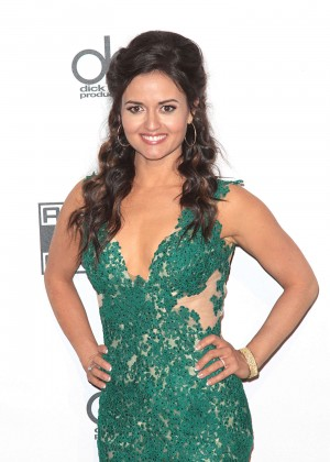 Danica McKellar - 2014 American Music Awards in LA