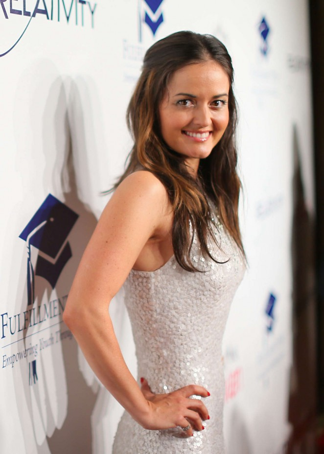 Danica McKellar at 20th Annual Fulfillment Fund Stars Benefit Gala in Beverly Hills