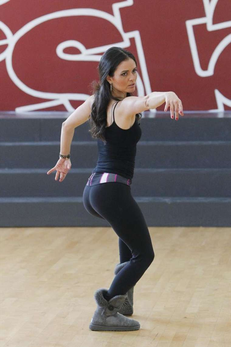 from Leonard dancing with the stars ass