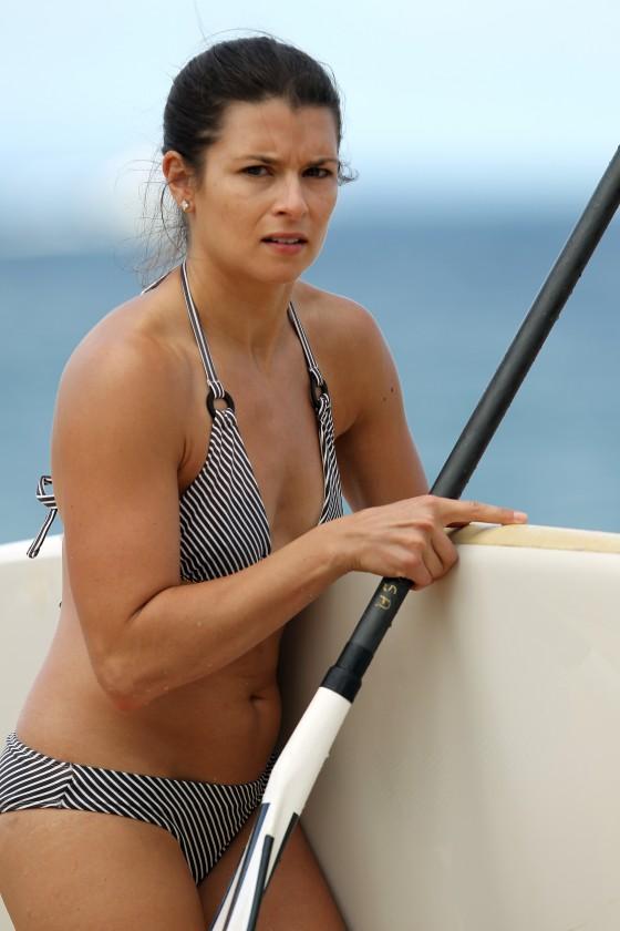 Danica Patrick ? Bikini Candids in Hawaii