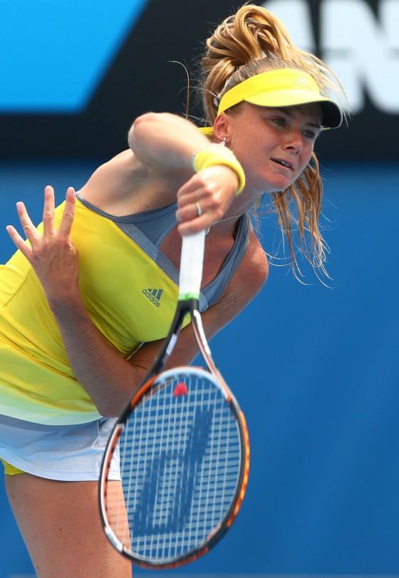 Daniela Hantuchova - Australian Open 2013 - Day 4