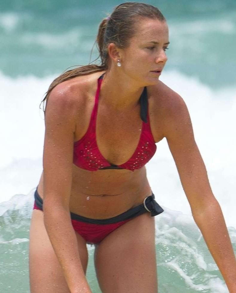 Daniela Hantuchova in Bikini in Australia -16 - GotCeleb Vanessa Hudgens Boyfriend