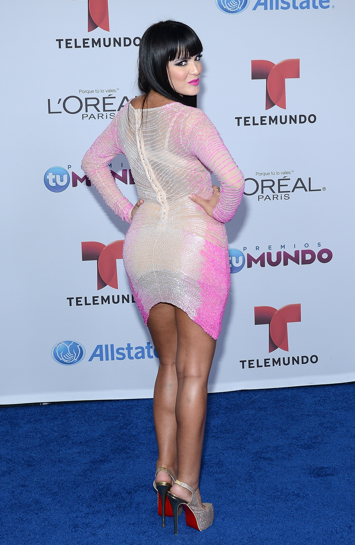Daniela Navarro: 2014 Telemundos Premios Tu Mundo Awards ... Gaby Espino 2017