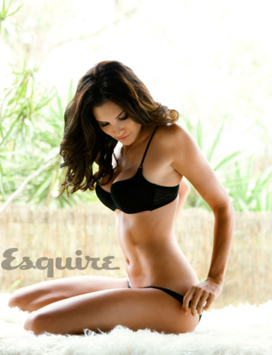 Daniela Ruah In Sexy Bikini For Esquire-02