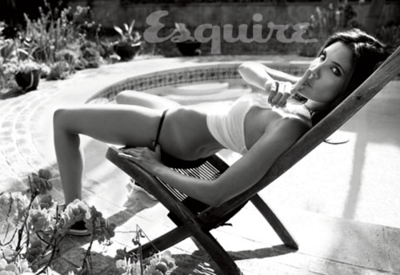 Daniela Ruah In Sexy Bikini For Esquire-03