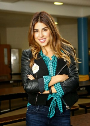 Daniella Monet - Lean & Green on a Meatless Monday in Philly