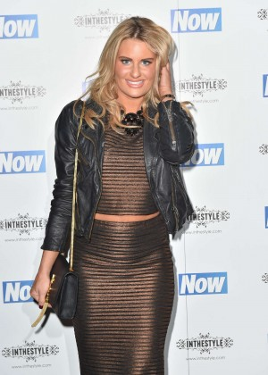 Danielle Armstrong - Now Christmas Party in London