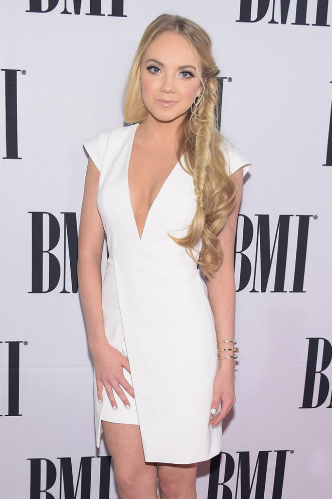Danielle Bradbery: 2014 BMI Country Awards -01