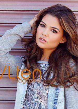 Danielle Campbell - LVLten Magazine (Winter 2014)