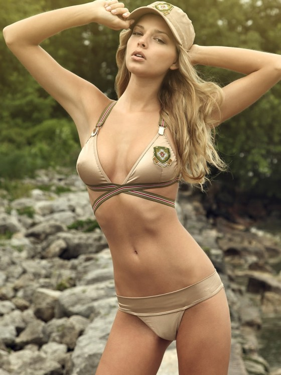 Danielle Knudson Hot 10 Bikini Photos -01