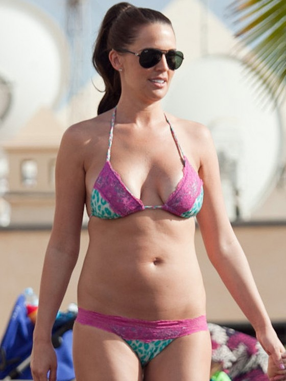 Danielle lloyd bikini pictures thanks