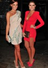 Danielle Lloyd with Sophie Adams - Birthday party at Playground Nightclub